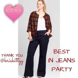 💙➕Joe's Jeans Claudia Trouser Jeans Pants